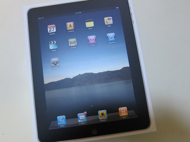 Apple iPad 16GB Wifi