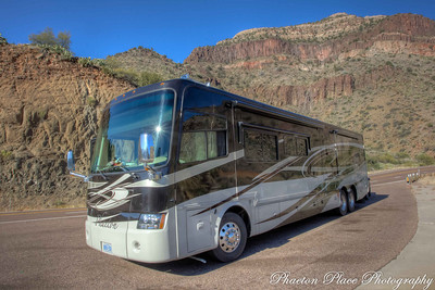 Phaeton Place in Salt River Canyon