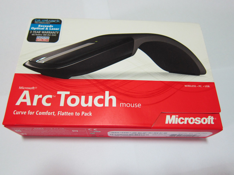 Microsoft Arc Touch