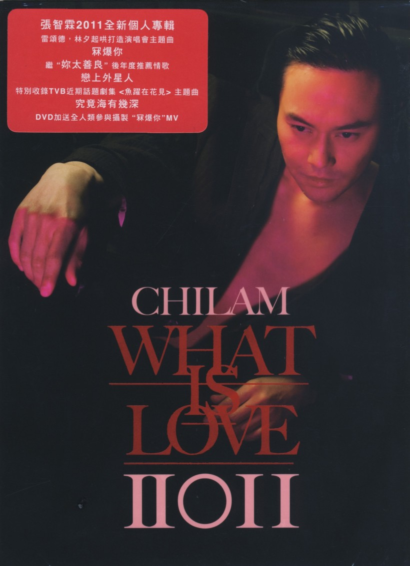张智霖 What Is Love