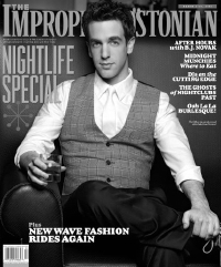 The Office B.J. Novak Improper Bostonian