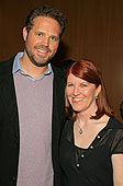The Office Paley Fest 2007 David Denman Kate Flannery