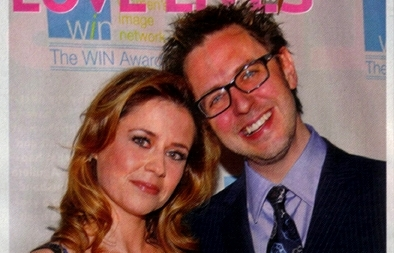 The Office Jenna Fischer James Gunn