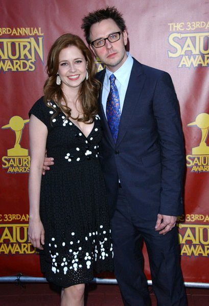 Jenna Fischer James Gunn Saturn Awards