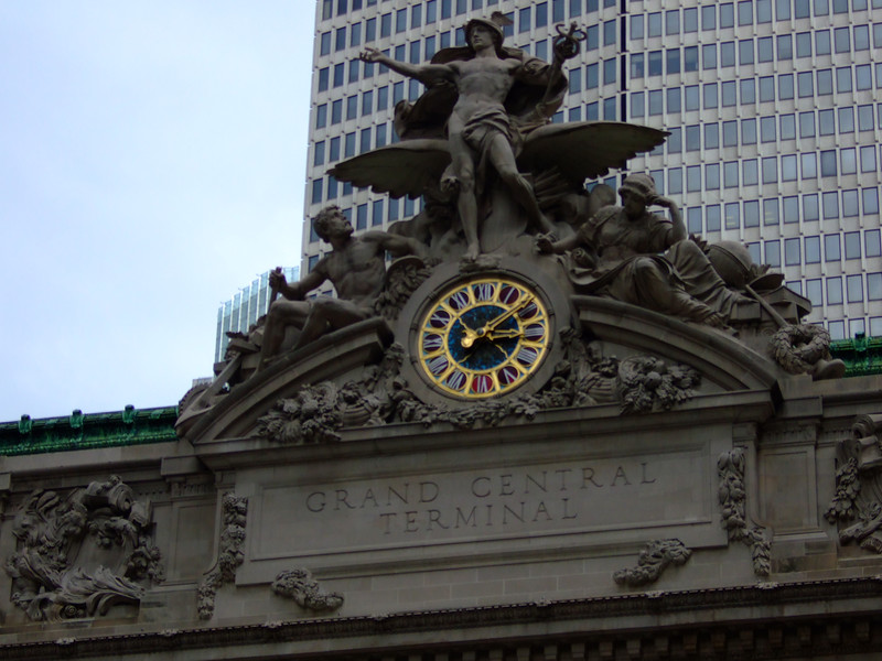Grand Central Terminal New York City