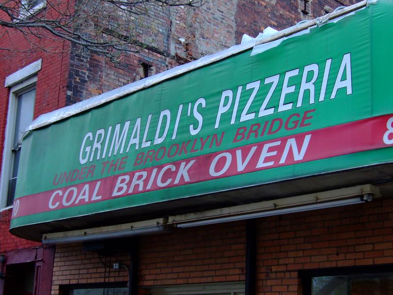 Grimaldi Pizza