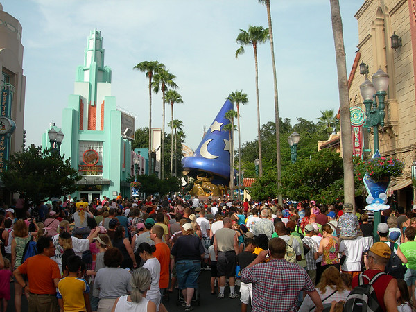 Disney's Hollywood Studios at Opening