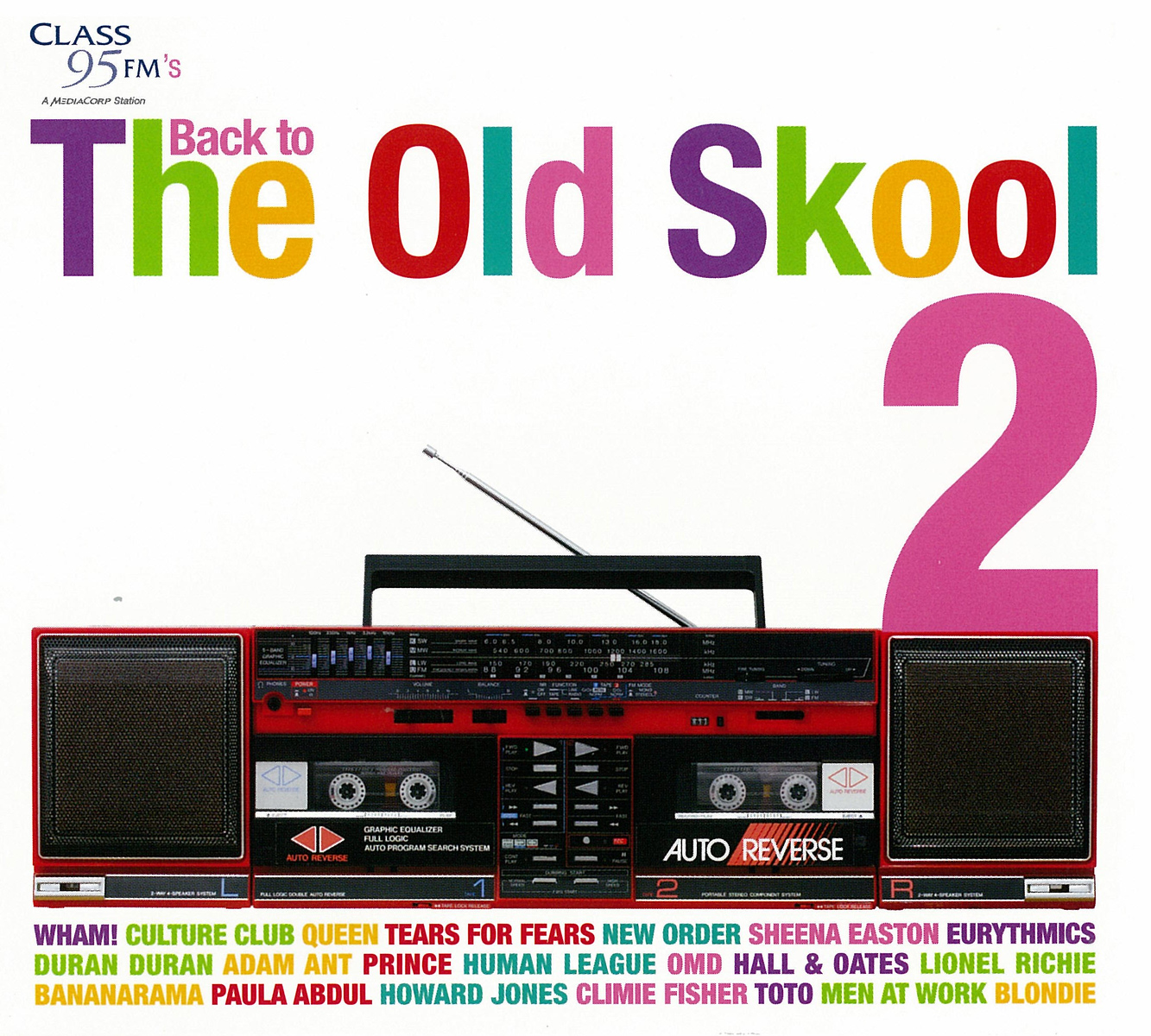 Class 95 Back to the Old Skool 2 Album