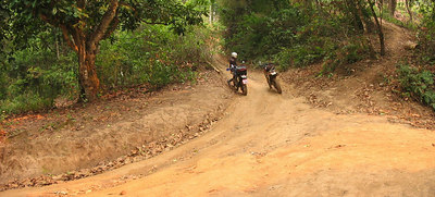 The MHS Loop: Checking Dirt Roads  Trails