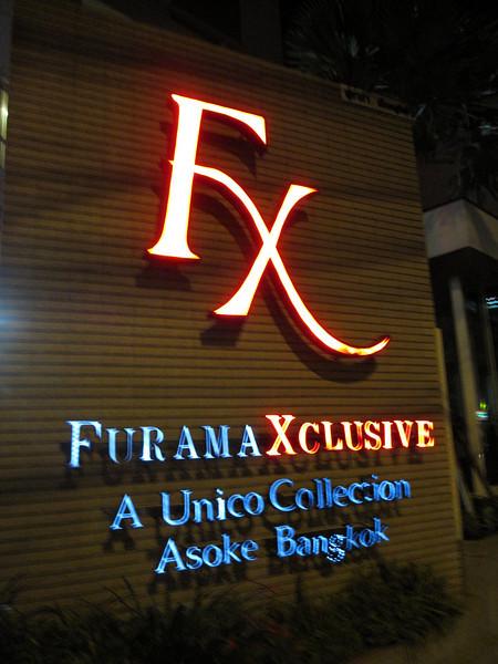 FuramaXclusive Asoke-Sukhumvit