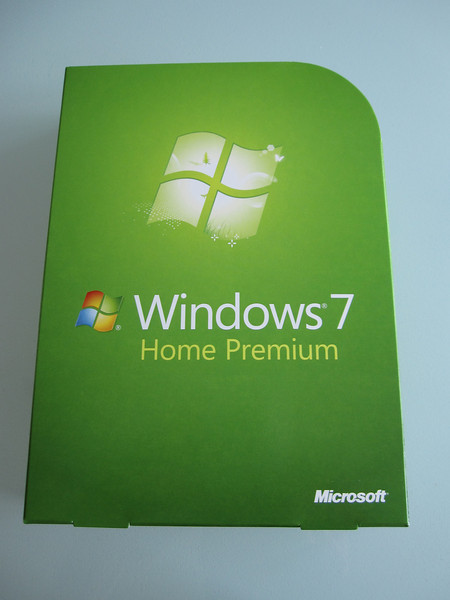 Windows 7 Home Premium Version