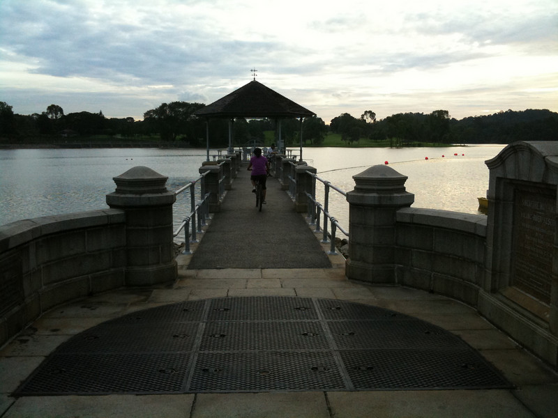Lower Peirce Reservoir Singapore
