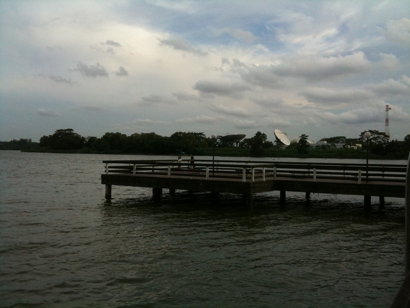 Lower Seletar Reservoir Park