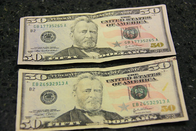Real and Fake bills