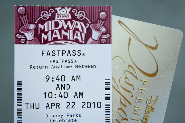 Disney FastPass: Changes Coming?