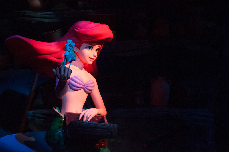 Ariel's Undersea Adventure - Disney World