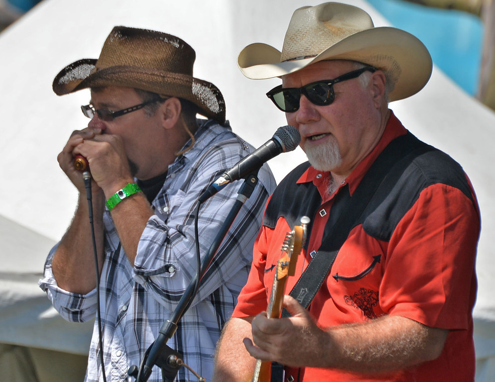. The 17th Annual Original Lobster Festival at Rainbow Lagoon Sunday, September 08, 2013, in Long Beach.   Lazy Brad Lewis band performs Sunday.  Photo by Steve McCrank / Daily Breeze
