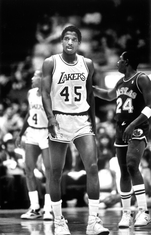 . 1988: Lakers forward A.C. Green.  Daily News file photo