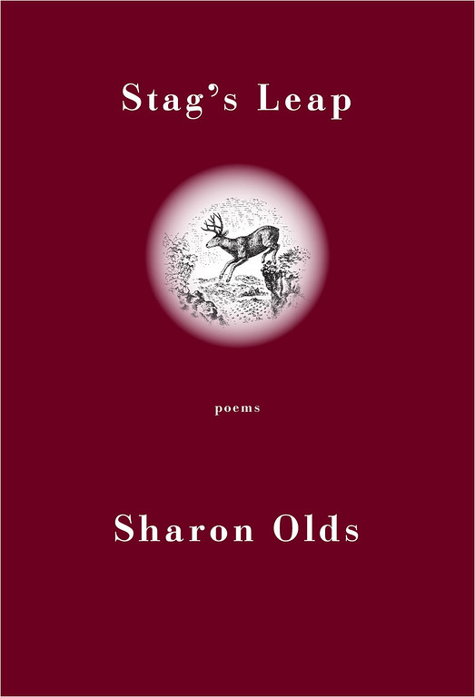 """. This cover image provided by Afred A. Knopf shows \""""Stag\'s Leap,\"""" poetry by Sharon Olds. Olds, who was awarded the 2013 Pulitzer Prize for Poetry on Monday, April 15, 2013. (AP Photo/Alfred A. Knopf, Michael Lionstar)"""