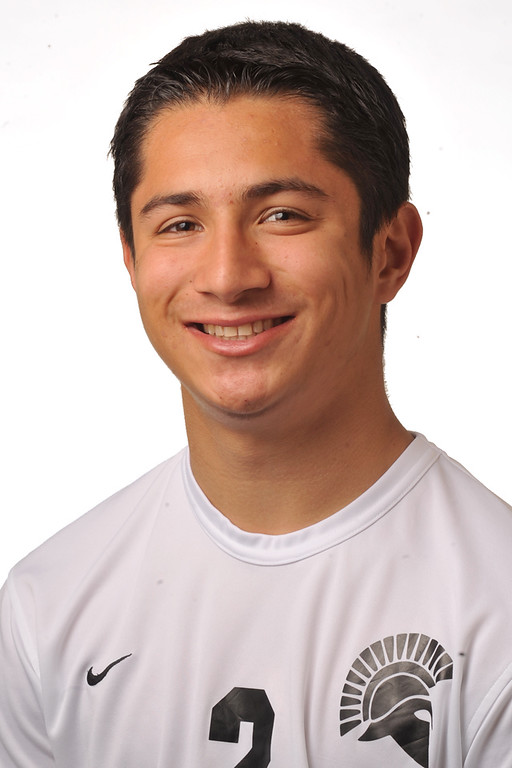 . Alvaro Alvarez from Pioneer High School was selected to the Whittier Daily News All-Area Boys Soccer team on Wednesday March 27, 2013. (SGVN/Staff Photo by Keith Durflinger)
