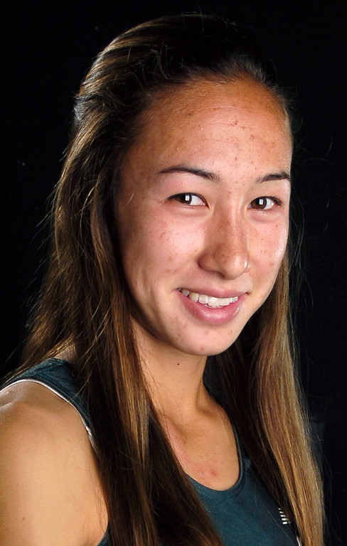 Description of . Marissa Scott of Bonita High School, has been named to the All-Area track team for the Inland Valley Daily Bulletin. Staff photo the Bulletin.