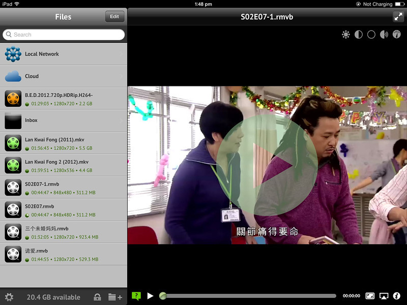 BitTorrent Sync between PC and iPad