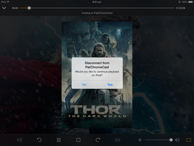 Plex on Chromecast Singapore
