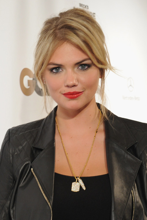 . NEW ORLEANS, LA - FEBRUARY 02:  Model Kate Upton attends the Mercedes-Benz/GQParty at The Elms Mansion on February 2, 2013 in New Orleans, Louisiana.  (Photo by Craig Barritt/Getty Images for Mercedes-Benz)