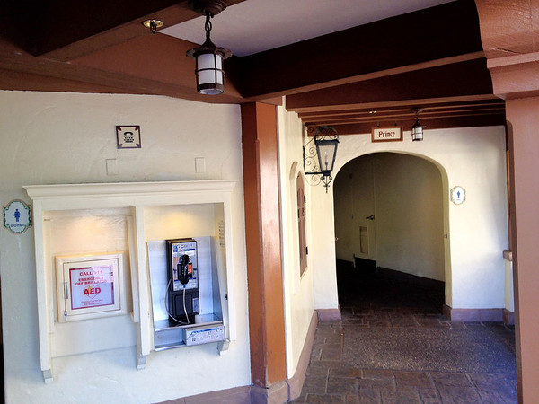Fantasyland Restrooms