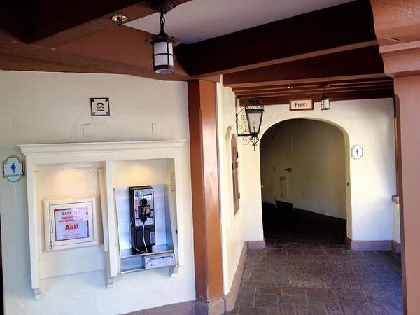 Fantasyland Restrooms