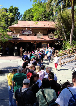 Jungle Cruise Line