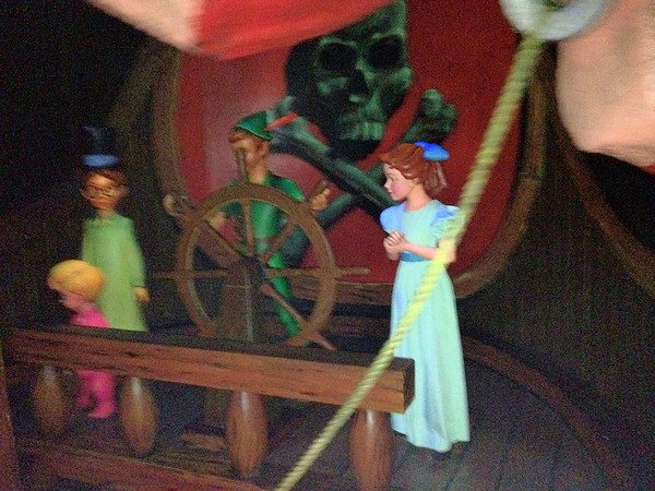 Peter Pan - Magic Kingdom