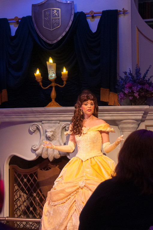 Belle - Magic Kingdom