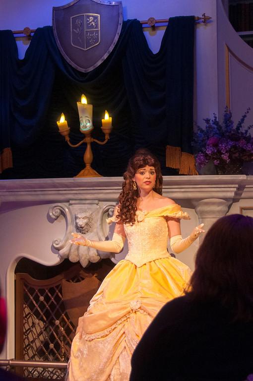 Belle - Magic Kingdom