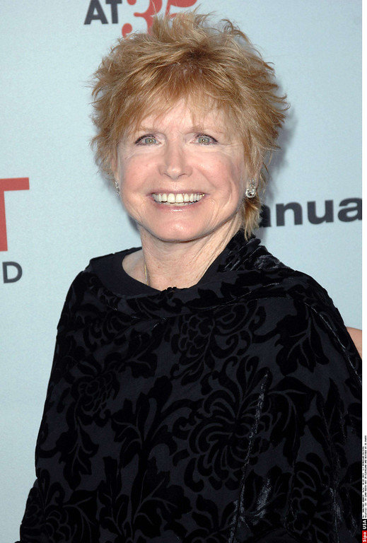 """. Bonnie Franklin - January 10, 2011 - TV Land Hosts \""""Hot in Cleveland\"""" and \""""Retired at 35\"""" Premiere Party held at Sunset Tower Hotel, Hollywood, CA. Photo Credit: David Crotty/PatrickMcMullan.com/Sipa Press/tvlandsipapmc.034/1101120135 (Sipa via AP Images)"""