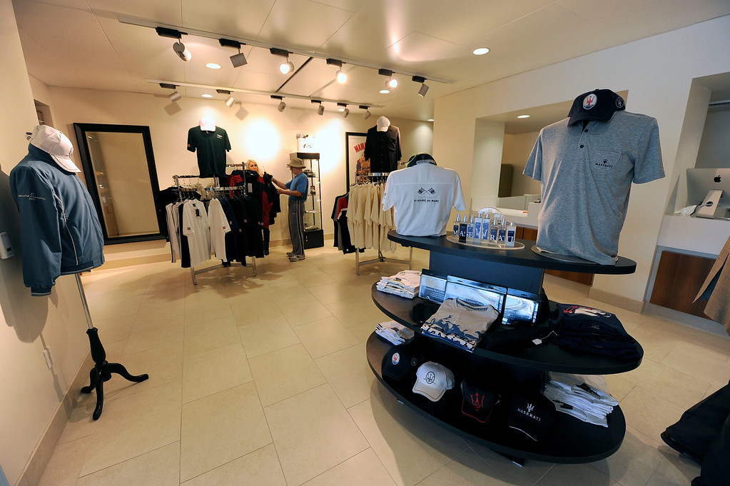. Boutique at O\'Gara Coach Westlake in Thousand Oaks Wednesday, April 3, 2013. (Hans Gutknecht/Los Angeles Daily News)