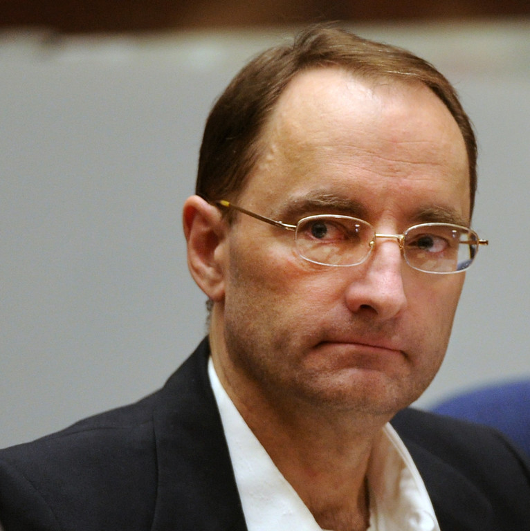 Description of . The murder trial of Christian Gerhartsreiter, 52,  known as