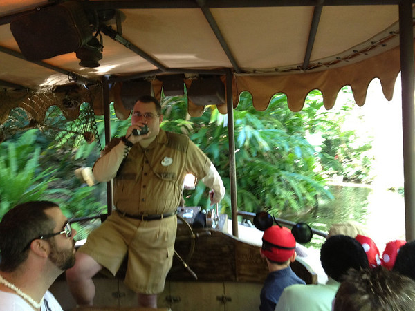 Jungle Cruise Skipper