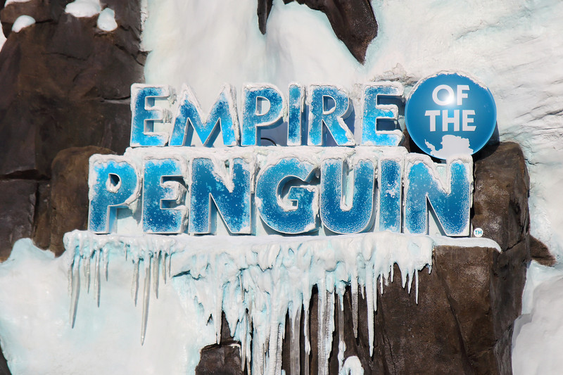 Sea World's Antartica: Empire of the Penguin Review