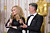 Singer Adele, left, and musician/producer Paul Epworth won the award for best original song for