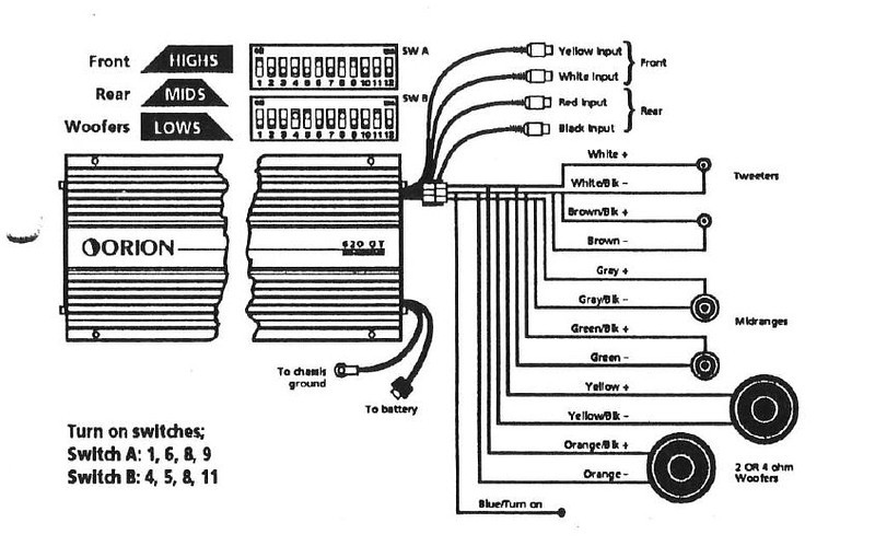 i MLSfLdf L orion 250 hcca wiring diagram diagram wiring diagrams for diy 4 Channel Amp Wiring Diagram at suagrazia.org