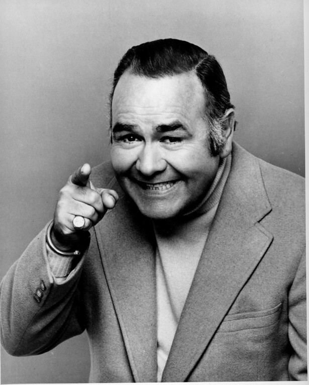 . FILE - This undated file image shows comedian and actor Jonathan Winters. Winters, whose breakneck improvisations inspired Robin Williams, Jim Carrey and many others, died Thursday, April 11, 2013, at his Montecito, Calif., home of natural causes. He was 87.   (AP Photo, file)
