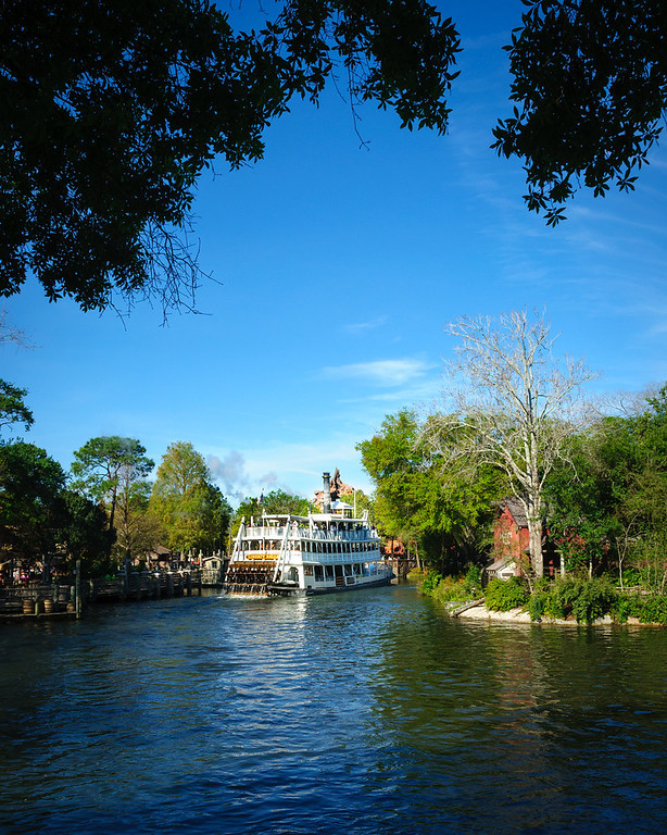 Liberty Belle Riverboat - Disney World