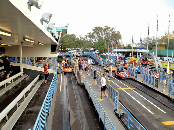 Tomorrowland Speedway
