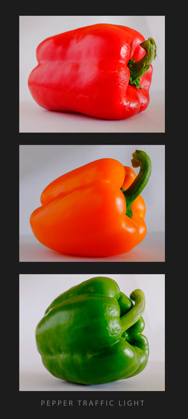 Pepper Traffic Light