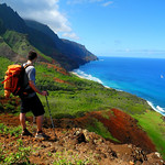 Kalalau Trail (Na Pali Coast - Kauai, HI) by Joe Connolly