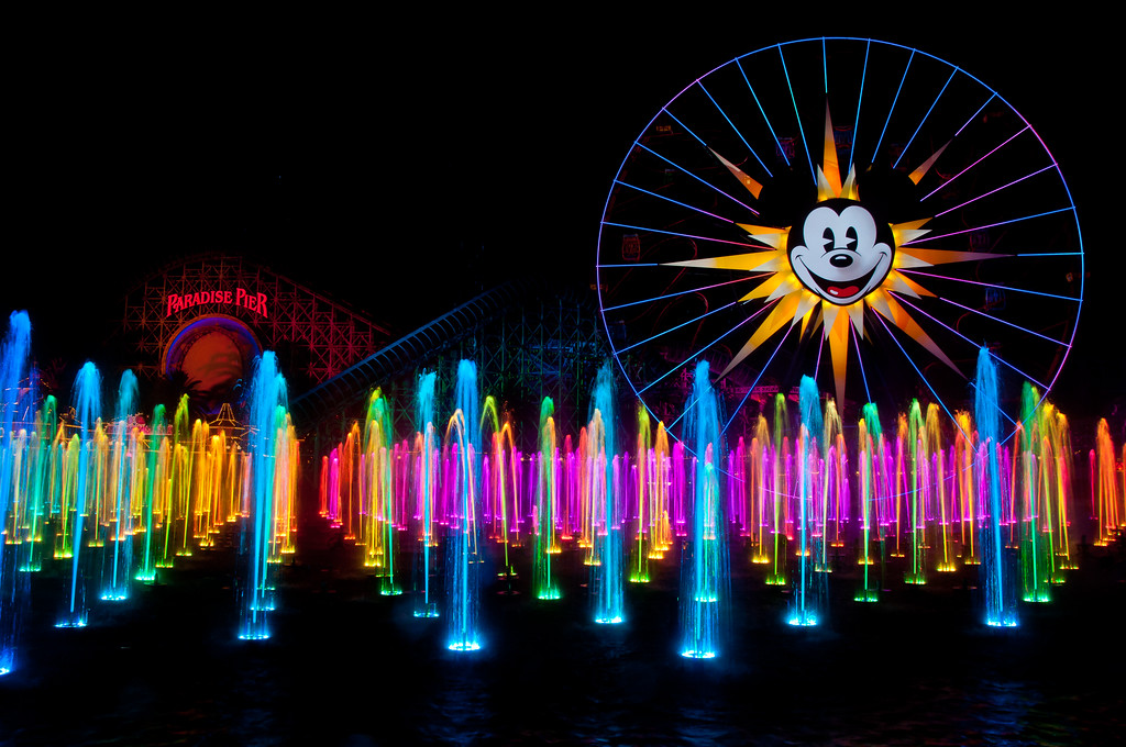 DCA - World of Color