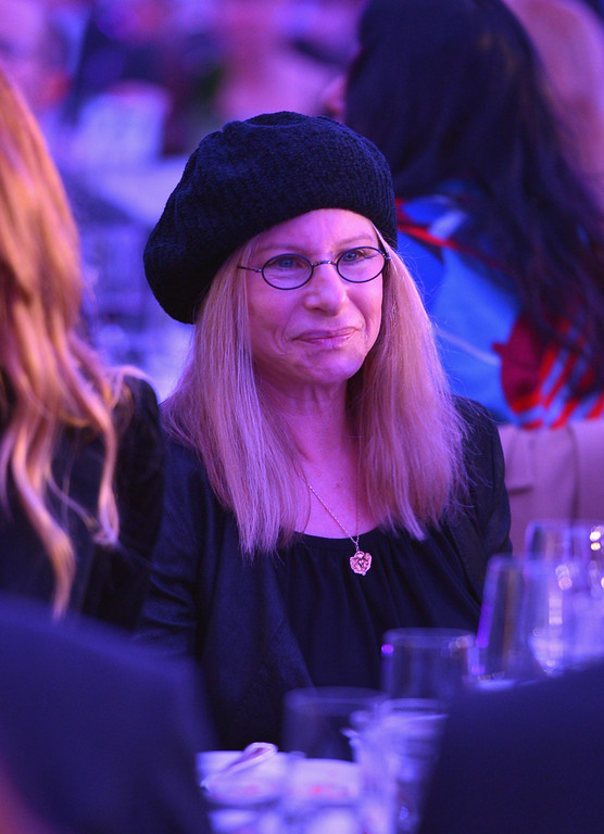 . Singer Barbara Streisand attends the UCLA Institute Of The Environment And Sustainability\'s 2nd Annual Evening Of Environmental Excellence on March 5, 2013 in Beverly Hills, California.  (Photo by Alberto E. Rodriguez/Getty Images)
