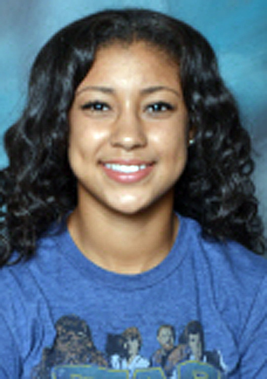. Danielle Lopez of Rancho Cucamonga High School has been named to the Daily Bulletin\'s All-Valley Girl\'s soccer team. Courtesy photo.