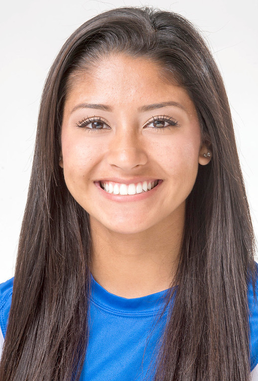 . Daisy Duran of San Dimas High School has been named to the Daily Bulletin\'s All-Valley Girl\'s soccer team. Courtesy photo. Staff photo by Leo Jarzomb